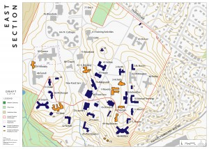 Fernald Section Map - East