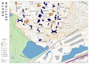 Fernald Section Map - South