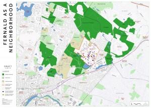 Fernald Neighborhood Map