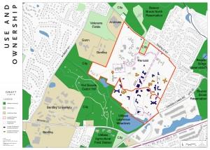 Land Ownership Around Fernald